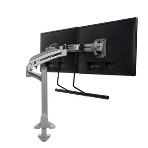 Chief ManufacturingKontour K1C Dynamic Column Mount, Dual Monitor Array, Reduced Height
