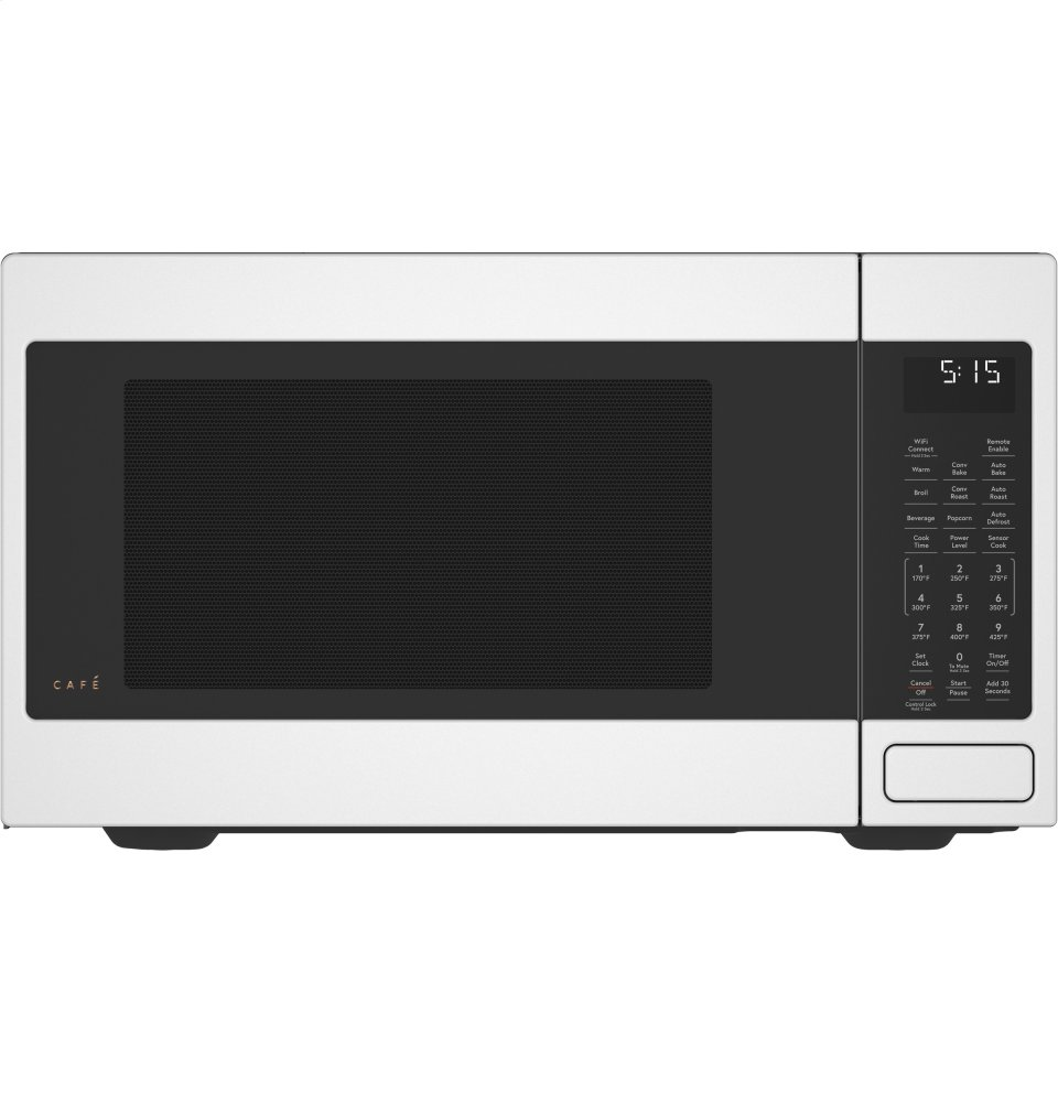 Cafe Appliances1.5 Cu. Ft. Smart Countertop Convection/microwave Oven