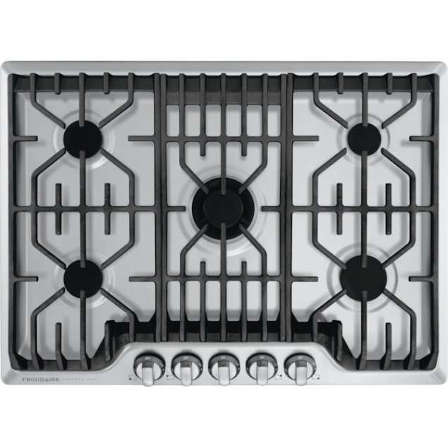 Frigidaire Pro  Professional 30'' Gas Cooktop with Griddle