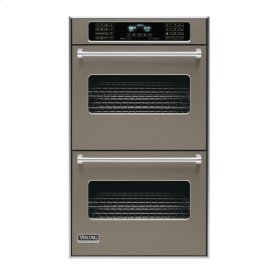 """Stone Gray 30"""" Double Electric Touch Control Premiere Oven - VEDO (30"""" Wide Double Electric Touch Control Premiere Oven)"""