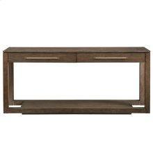 Panavista Floating Parsons Sideboard in Quicksilver