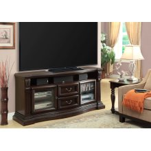 Bella 67 in. TV Console with power center