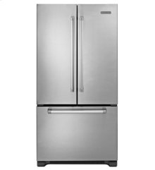 KitchenAid 22® Cu. Ft. Counter-Depth French Door Refrigerator, Pro Line Series - Stainless Steel