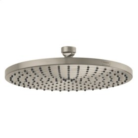 Brushed Nickel Raindance S 240 AIR 1-Jet Showerhead, 2.5 GPM