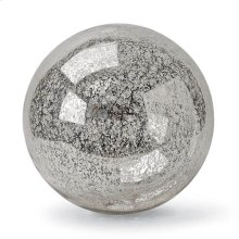 Mercury Glass Sphere (10 Inch)