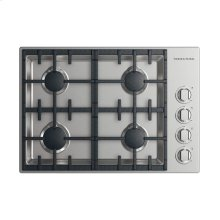 "Gas Cooktop 30"", 4 burner"