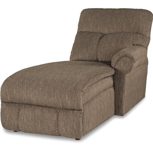 Sheldon La-Z-Time® Left-Arm Reclining Chaise