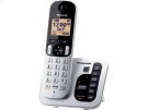 Expandable Digital Cordless Answering System with 1 Handset Product Image