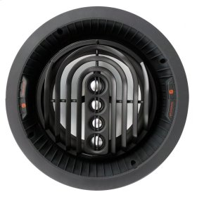 "8"" 2-way In-Ceiling Speaker w/ Aluminum Woofer, Dual Aluminum ARC Tweeter Array"