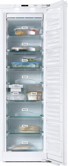 FNS 37492 iDE PerfectCool freezer for perfect side-by-side combination in the 70 in niche.