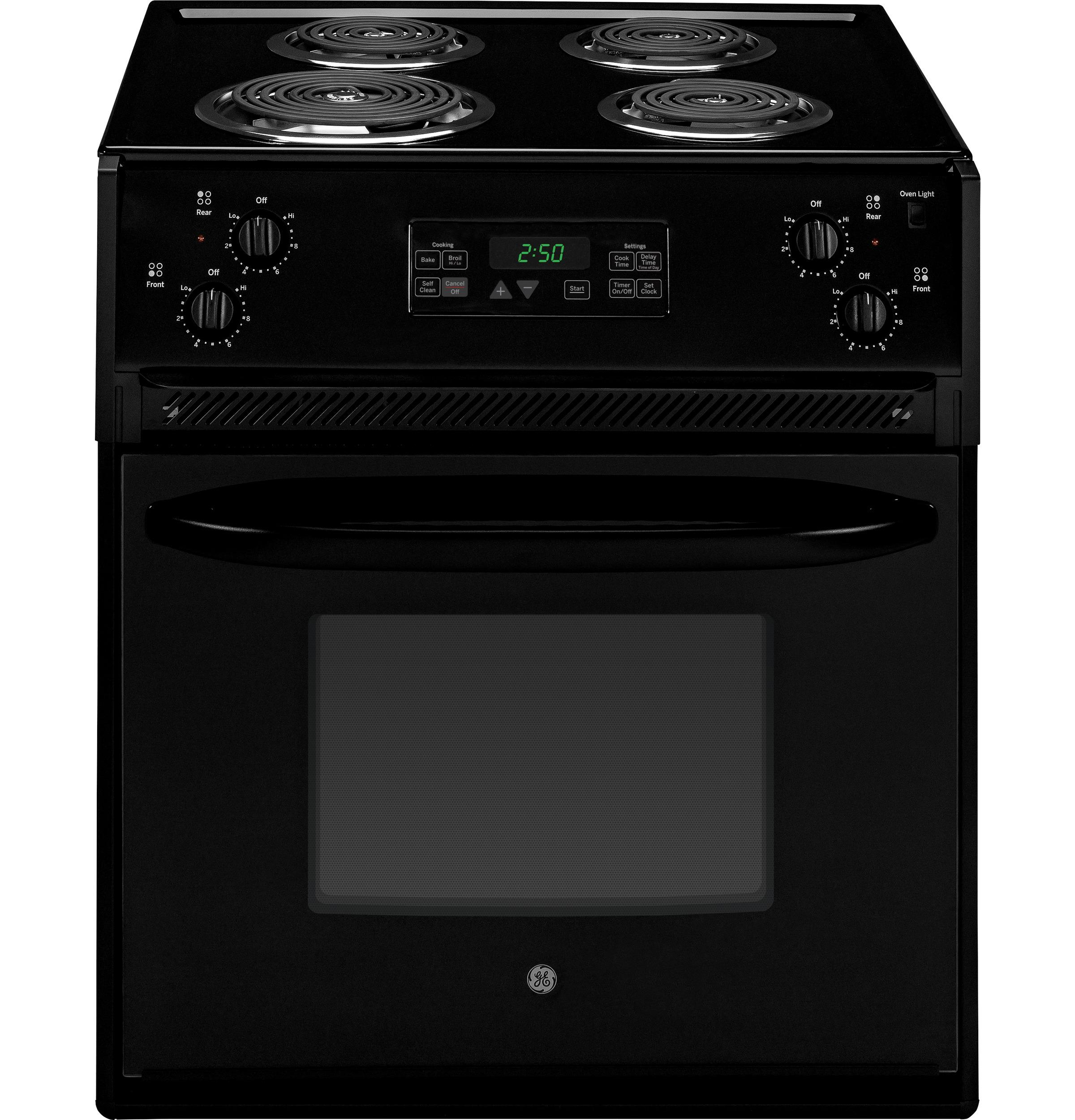 "GE(R) 27"" Drop-In Electric Range