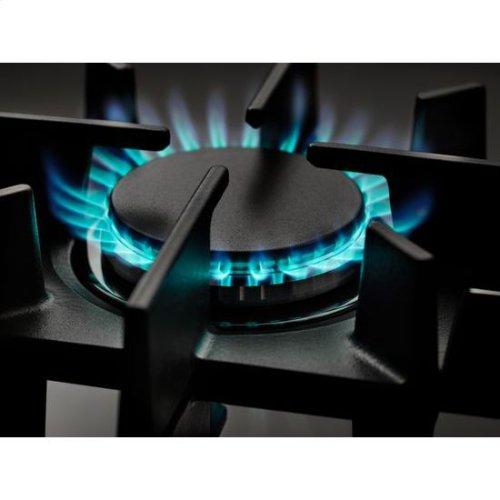 "36"", Glass 5-Burner Gas Cooktop"
