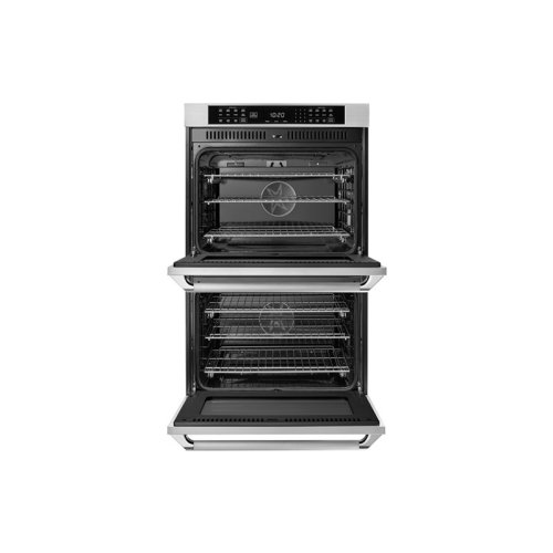 """30"""" Heritage Double Wall Oven, DacorMatch with Epicure Style Handle"""