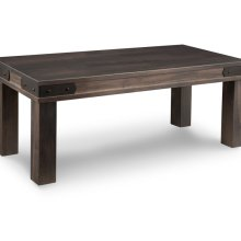 """Chattanooga 60"""" Leg Bench with Wood Seat"""
