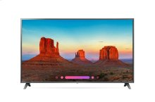 "UK6570PUB 4K HDR Smart LED UHD TV w/ AI ThinQ® - 75"" Class (74.5"" Diag) - While They Last"