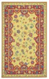 Provencal Gold Red Loop Hooked Rugs