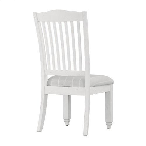 Emerald Home Dining Chair, Antique White Rtgd727-20