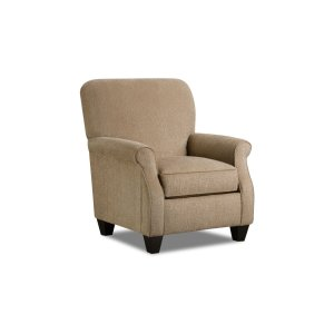 American Furniture Manufacturing1030 - Perth Oatmeal Accent Chair