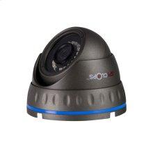 Mini Dome Camera Wide View 4-in-1 1080P - Grey