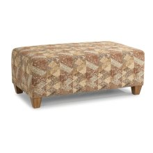 Matilda Fabric Cocktail Ottoman