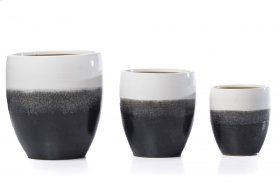 Cortado Cachepot - Set of 3