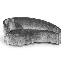 Dana Left Arm Chaise-Grey