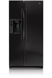 Side-By-Side Refrigerator (26.5 cu.ft. Stainless Steel)