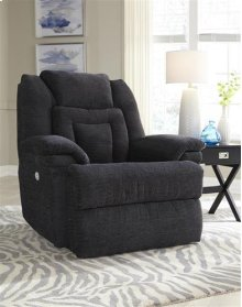 Power Large Wall Hugger Recliner