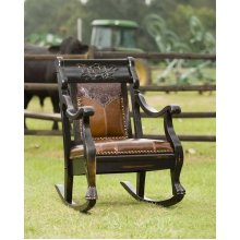 Texas Rose Rocking Chair