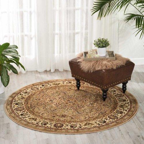 Kathy Ireland® Home Antiquities Ant03 Cream
