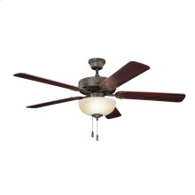 "52"" Basics Select Collection 52 Inch Kichler Basics Select Ceiling Fan - SNBU"