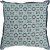 "Additional Francesco FNC-004 18"" x 18"" Pillow Shell with Polyester Insert"