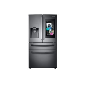 Samsung Appliances28 cu. ft. 4-Door French Door with 21.5 in. Connected Touch Screen Family Hub Refrigerator