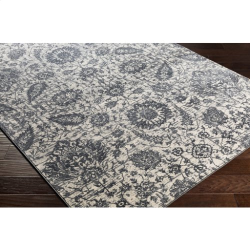 "Aura Silk ASK-2331 2'7"" x 7'6"""