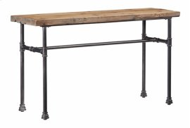Console Table - Reclaimed Fir Finish