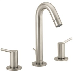 Brushed Nickel Talis S Widespread Faucet, 1.2 GPM