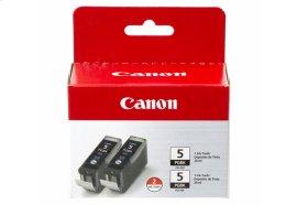 Canon PGI-5 Black Ink Twin Pack PGI-5BK Twin Pack