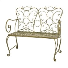 Valdivia Iron Bench