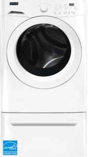Crosley Front Load Washer - White Product Image