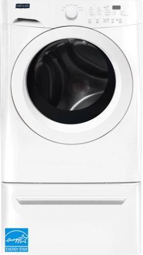 Crosley Front Load Washer - White