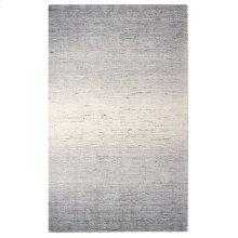 Sari Stripe Rug, BLACK, 1X1