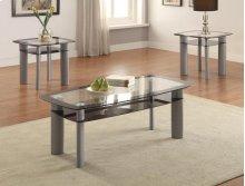 3-pk Echo Cocktail Table Base
