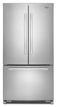 36-inch Counter Depth French Door Refrigerator with Temp-Controlled Full-Width Pantry