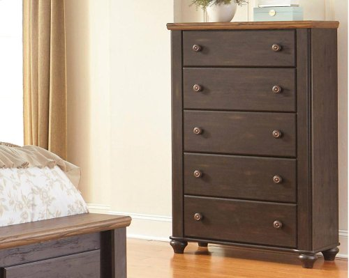 Red Hot Buy! Five Drawer Chest
