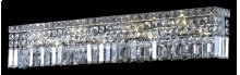 2032 Maxime Collection Wall Sconce Chrome Finish