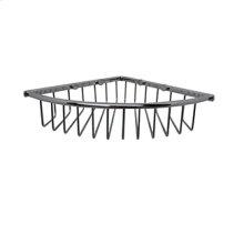 Essentials Corner Wire Soap Basket, Medium