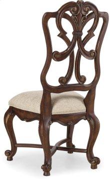 Adagio Wood Back Side Chair