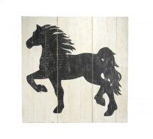 3pc Horse Board