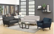 Emerald Home Binetti Loveseat-cement U3216-01-09 Product Image