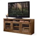 Sherborne TV Console Toasted Pecan finish Product Image